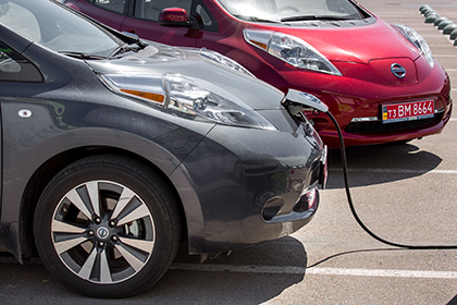 Low fixed charges hold back electric vehicles image
